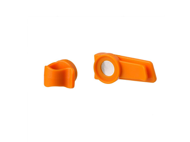 SOURCE Magnetic clip arancione